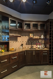 Showplace Evo Full Access Cabinetry Channing