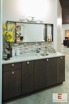 Showplace Evo Full Access Cabinetry Peppercorn